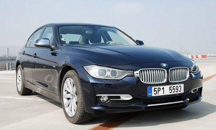 Fotogalerie: BMW 320d (TEST)
