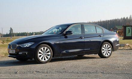 TEST: BMW 320d – jezdí za hubičku