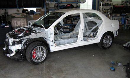 Jak na Mitsubishi Lancer Evo?