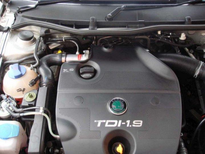 Detoxikace dieselového motoru