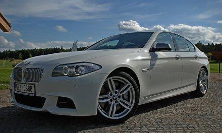Fotogalerie: BMW M550d xDrive (TEST)