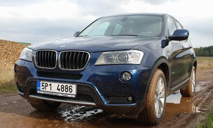 Fotogalerie: BMW X3 xDrive 20d (TEST)
