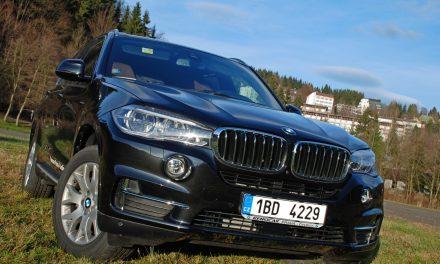 Fotogalerie: BMW X5 xDrive 40d (TEST)