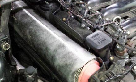 Fotogalerie: Čištění sání a EGR ventilu