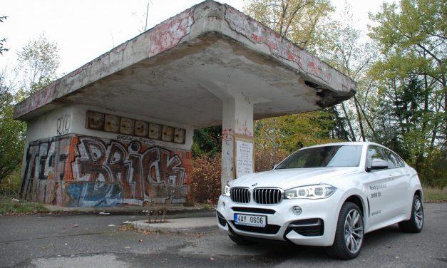 TEST: BMW X6 M50d– M jako magnet