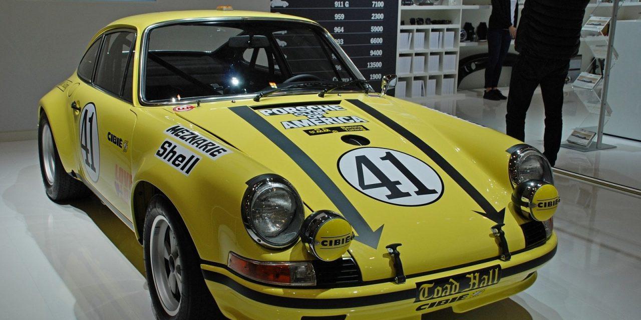 Techno Classica Essen aneb všechna dobrá auta byla již vyrobena