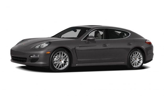 Nové Porsche Panamera Turbo je na Severní smyčce stejně rychlé jako Gallardo či Lexus LFA. Noa?