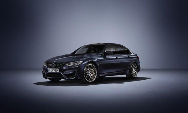 Fotogalerie: BMW M3 30 Jahre