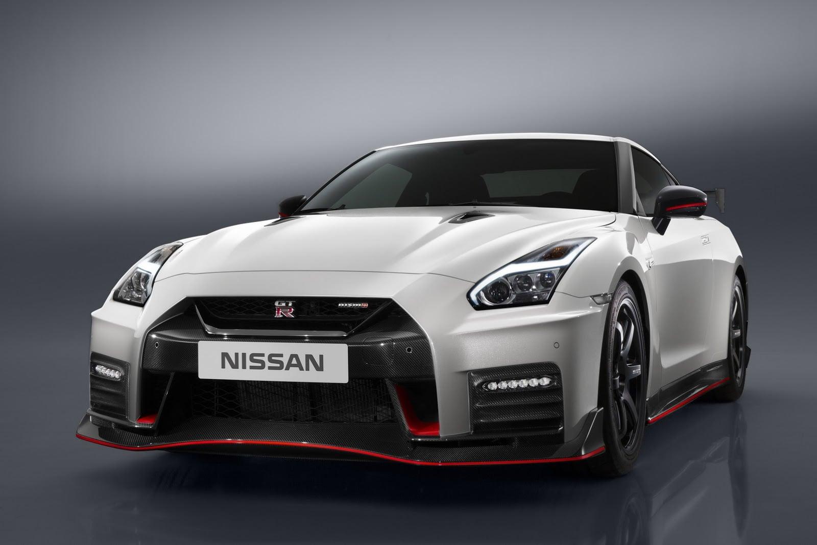 Fotogalerie: Nissan GT-R Nismo (2017)