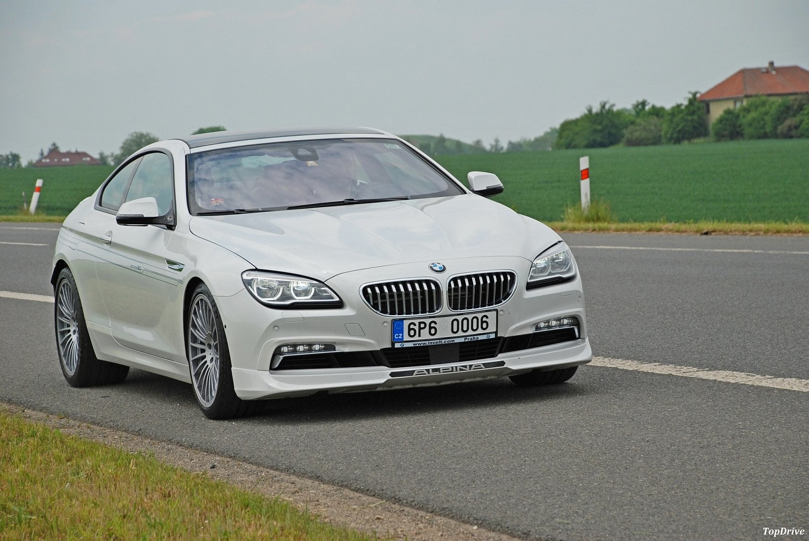 Fotogalerie: BMW Alpina B6 Biturbo Coupé Edition 50 (TEST)