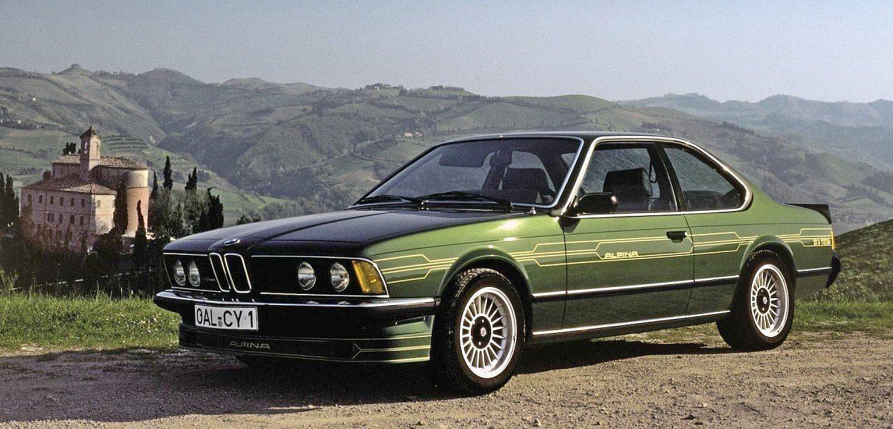 TEST: BMW Alpina B6 Biturbo Coupé Edition 50