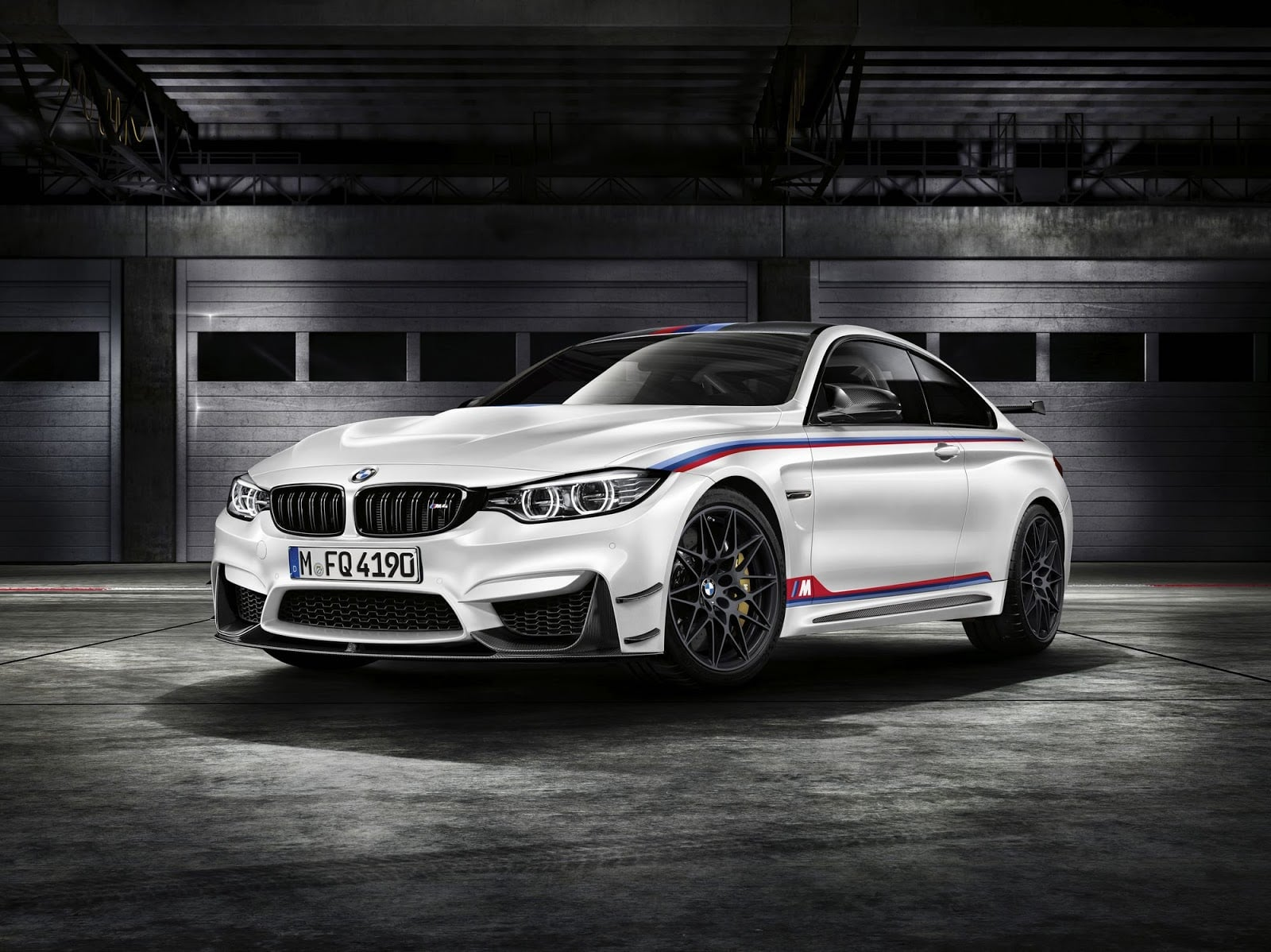 Fotogalerie: BMW M4 DTM Champion Edition