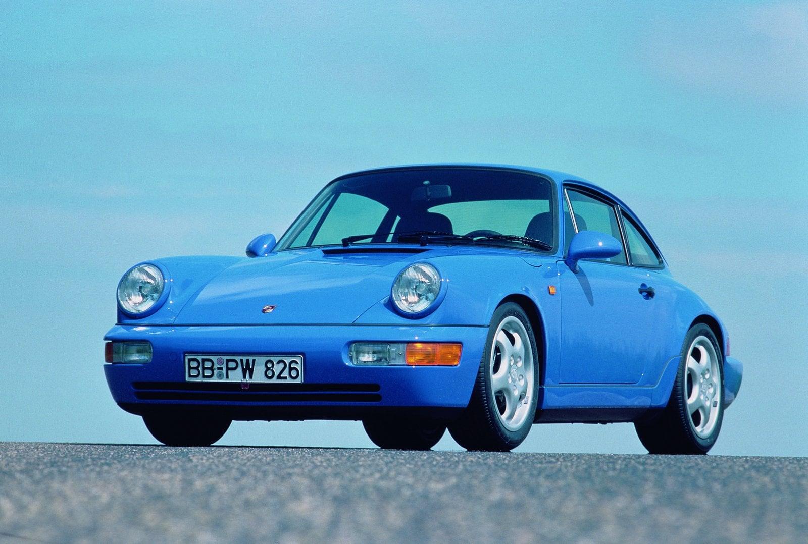 Porsche 964RS– když seženeš, tak nezaplatíš
