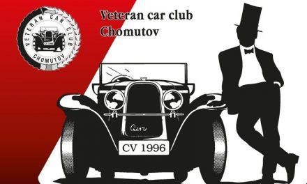 Sraz historických vozidel Chomutov 2017
