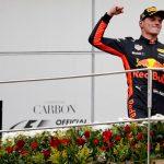 Max Verstappen (Red Bull) vyhrál poslední Velkou cenu Malajsie
