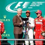 Lewis Hamilton s Mercedesem vyhrál Vekou cenu USA se strategií jedné zastávky