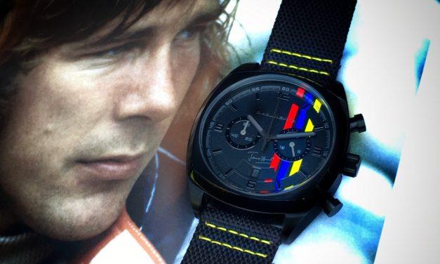OMOLOGATO – hodinky inspirované motorsportem