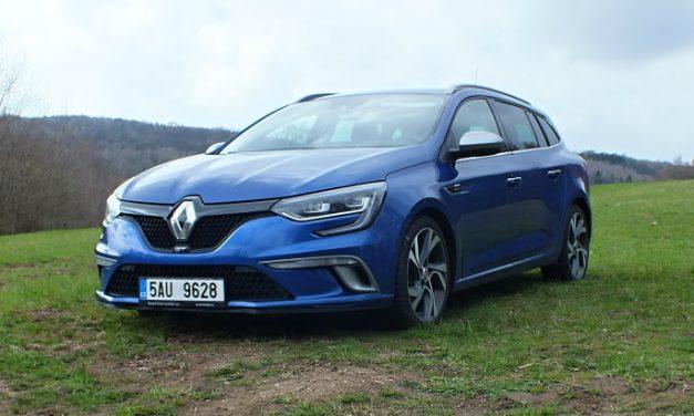 TEST: Renault Mégane Grandtour GT