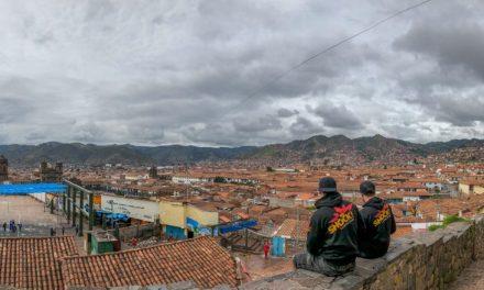 Po Silvestru v peruánských horách Macík, Brabec a Tomášek překonali výškovou nemoc