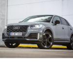 Výkon ze Švédska pro nové Audi Q2