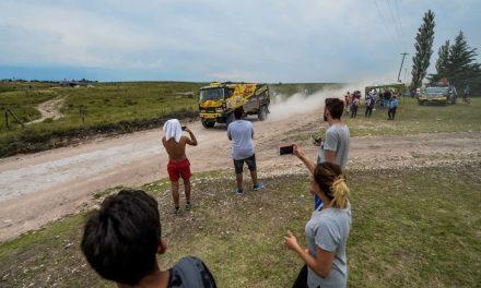 Big Shock Racing na Dakaru slaví úspěchy. Martin Macík 5. a Jan Brabec 39.