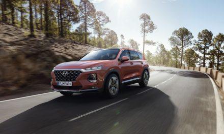 Hyundai slaví světovou premiéru nové generace modelu Hyundai Santa Fe