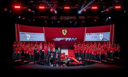 Ferrari SF71H odhaleno