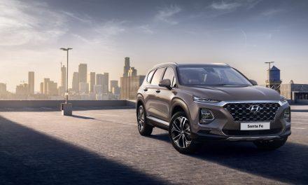 Hyundai odhalil první fotografie nového modelu Santa Fe