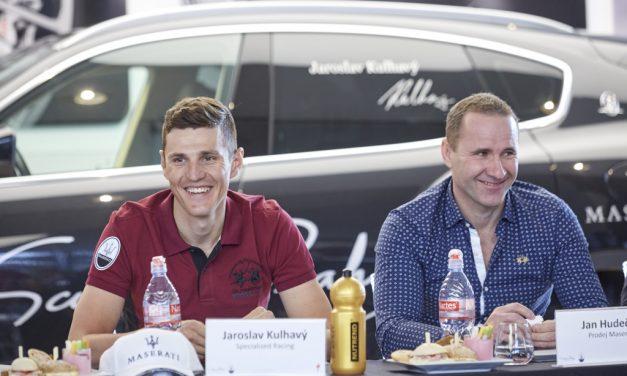 Jaroslav Kulhavý a Maserati roztočí společně kola i v sezóně 2018
