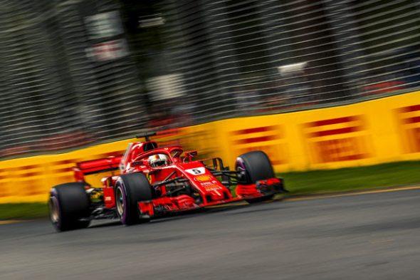 Formule 1 – Velká cena Austrálie