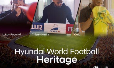 Zúčastněte se s Hyundai finále Mistrovství světa ve fotbale 2018 v Rusku
