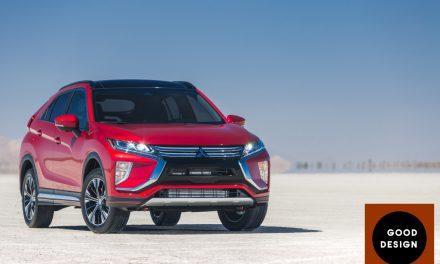 Mitsubishi získalo prestižní ocenění GOOD DESIGN