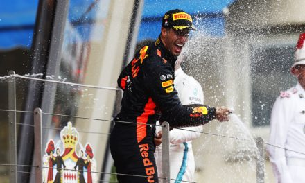 Velká cena Monaka – závod