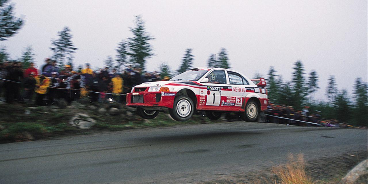 Mitsubishi – v duchu rally