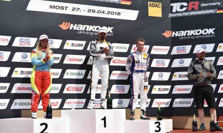 Petr Fulín se rozloučil s ADAC TCR Germany triumfem