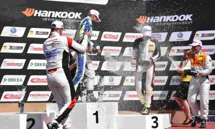 Petr Fulín bral v sobotním závodě v Mostě páté místo