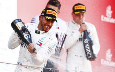 Velká cena Španělska – závod