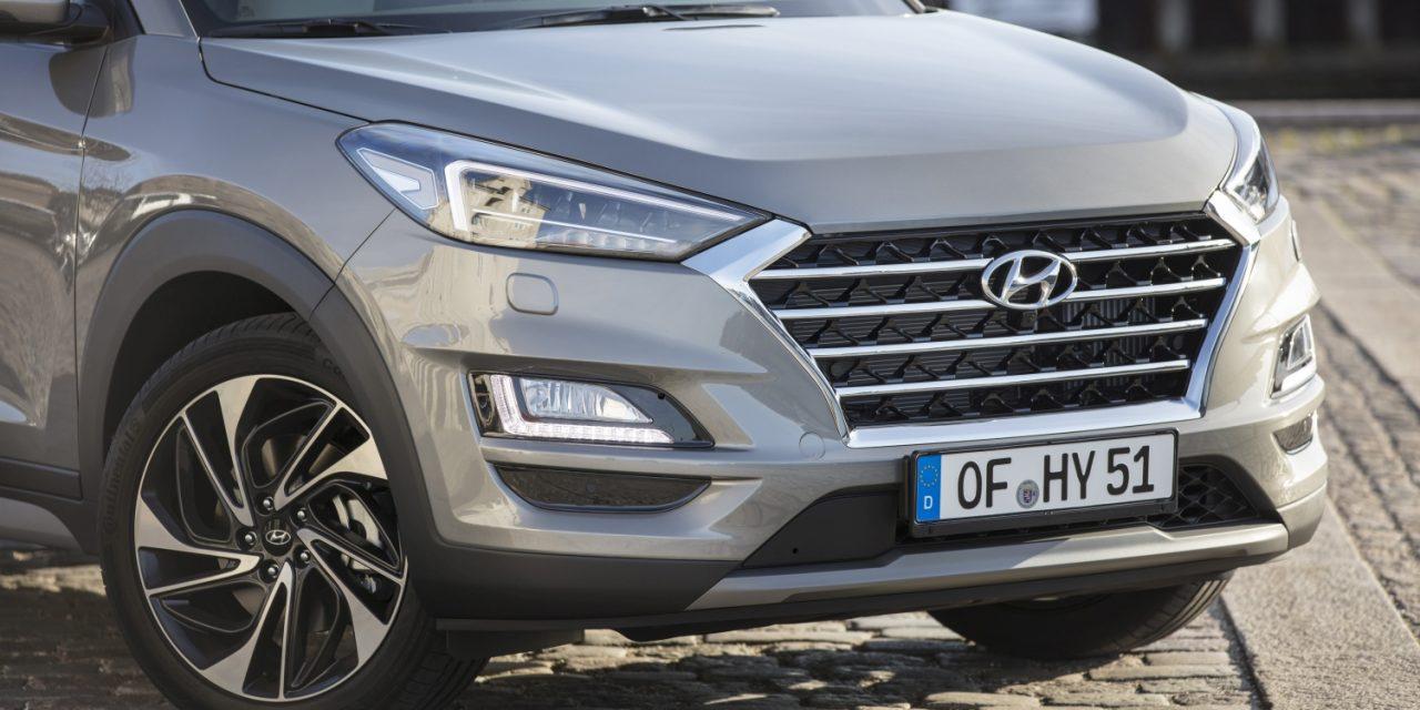 Nový elektrifikovaný Hyundai Tucson nabízí průkopnickou koncepci  mild hybridního pohonu