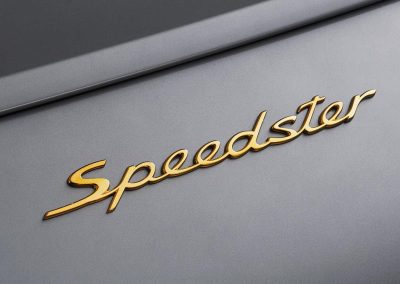 Porsche 911 Speedster 12
