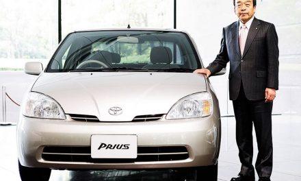 Hybridy mají úspěch, k čistě elektrickému pohonu jsem skeptický, říká tvůrce Toyoty Prius