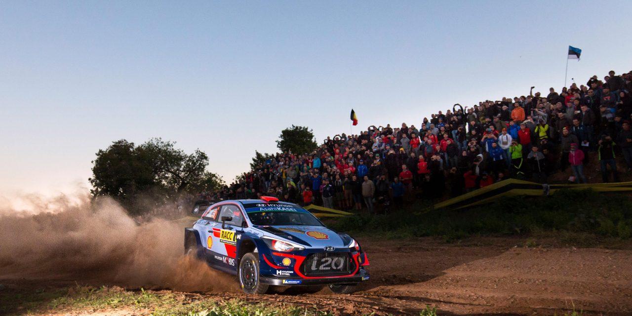 Hyundai Motorsport vylepšil sestavu jezdců pro WRC 2019