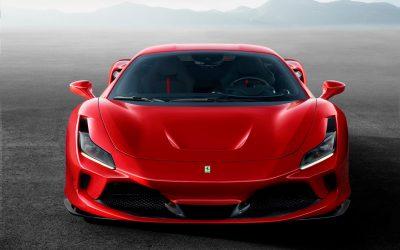 Ferrari F8 Tributo: pocta nejsilnějšímu osmiválcovému Ferrari všech dob