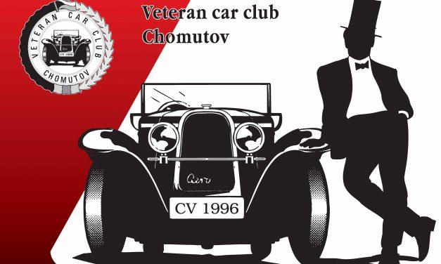 Sraz historických vozidel v Chomutově