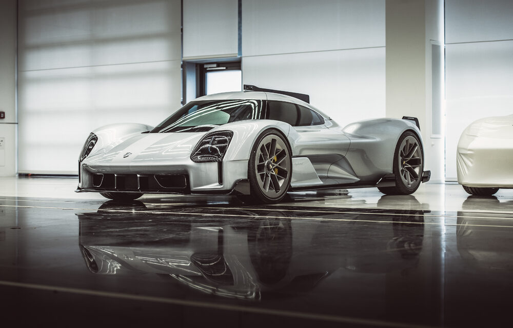 """""""Porsche Unseen"""" nastiňuje podobu doposud neznámých koncepčních vozů"""