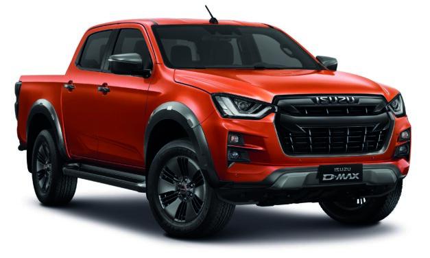 ISUZU představilo novou generaci pick-upu D-MAX