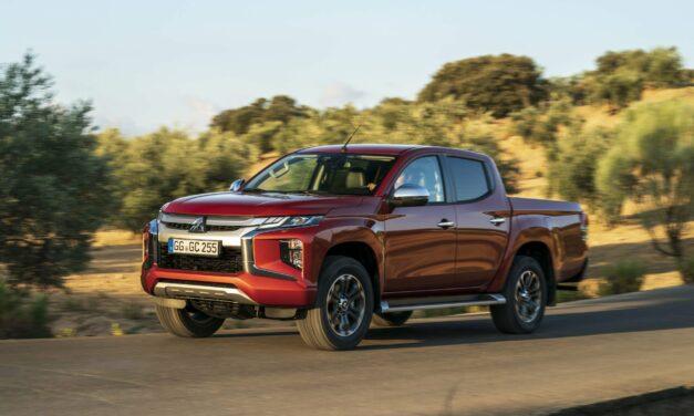 Mitsubishi L200 přijíždí v nové výkonové verzi plus