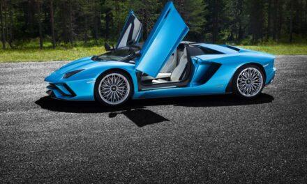 Osvoboď své ego: Lamborghini Aventador S Roadster