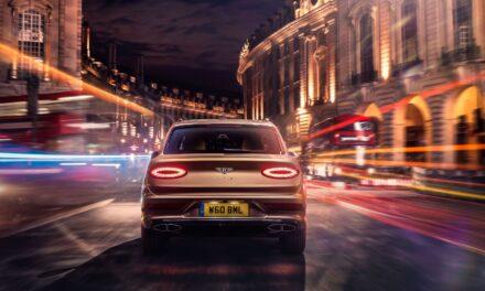 Nové Bentley Bentayga Hybrid