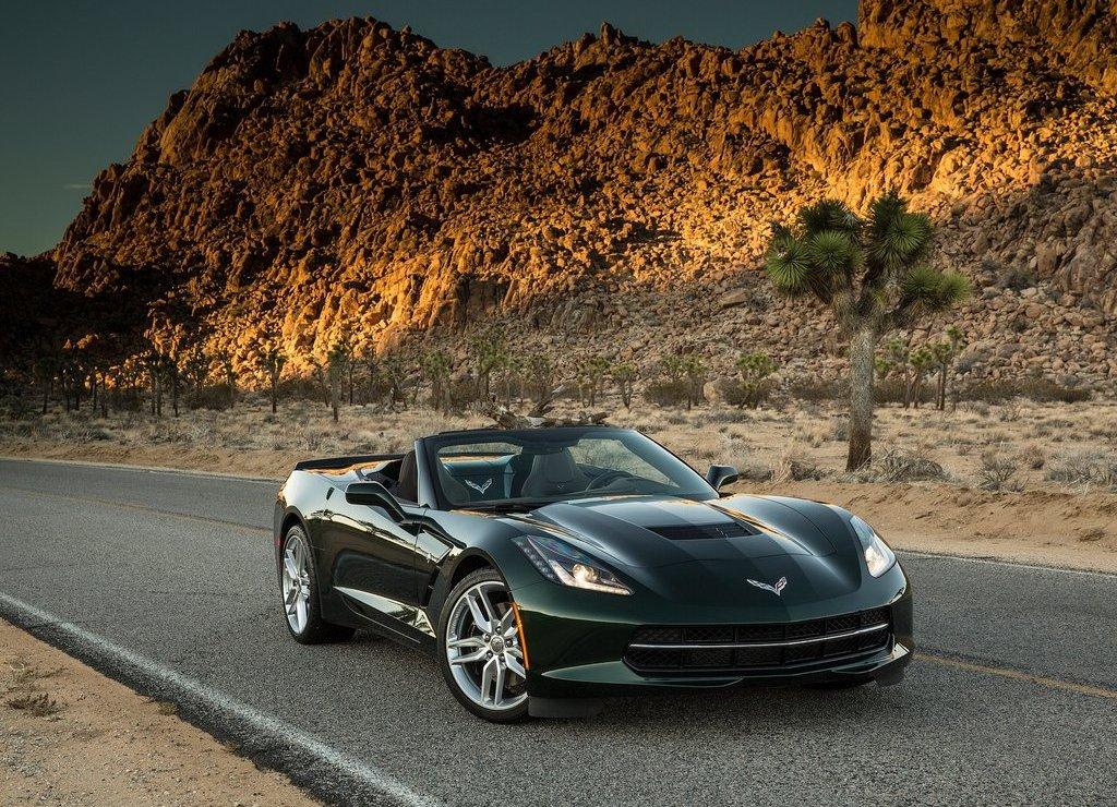 Fotogalerie Chevrolet Corvette Stingray Convertible 2 Topdrive